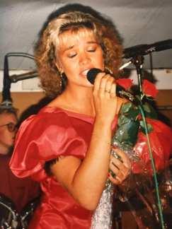 Tangokuningatar vuosimallia 1989.