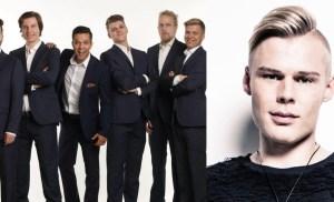 Orkesterikierrätystä: Tino Ahlgrenin Särmä on nyt Aki Samulin Love