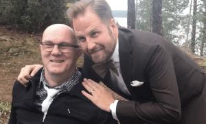 """VIDEO: Halvaantunut Jari Grek: """"Laulaminen on parantanut ääntäni"""" – keikkaili kesällä Kyöstin kanssa"""