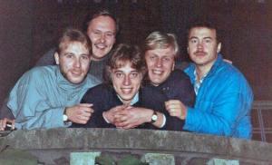 Oho, Finlanders palaa alkuperäisellä vuoden 1984 kokoonpanollaan