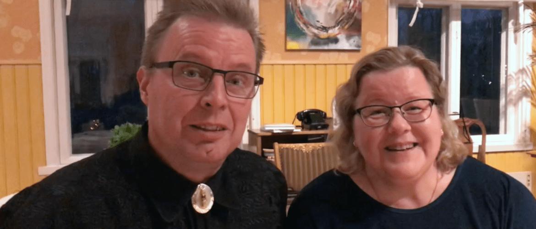 VIDEO: Anne Mattila saa Markku ja Anne Saukon liikkeelle – tv:stä tuttu pari rakastaa lavatansseja