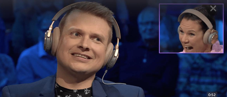 """Henri Potkonen livautti tv:ssä Mira-vaimon seksikiireestä: """"Yksi tapaus tulee mieleeni"""""""