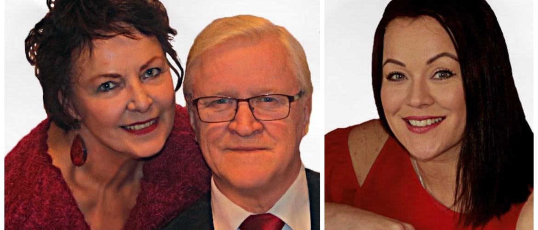 Kaija Pohjola ja Heidi Pakarinen levyttivät kauniit joulusinkut – kuuntele muutkin uutuudet
