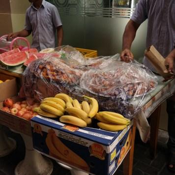 Iftar snack vendors