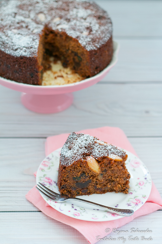Boiled Fruit Cake Recipe South Africa