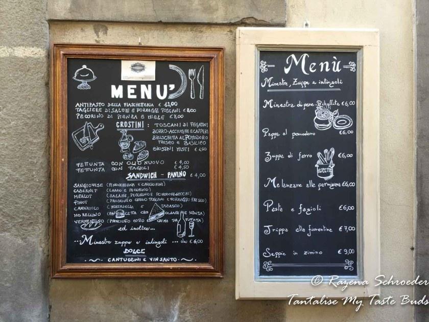 Florence food tour