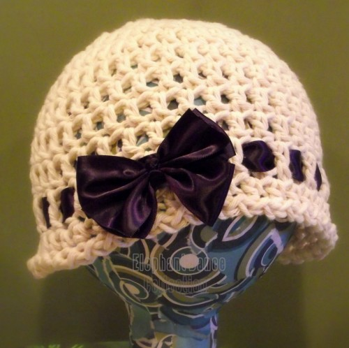 Adorable Crocheted Hats at Elephant Dance