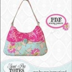 tote pocket purse pattern by sweetpeatotes