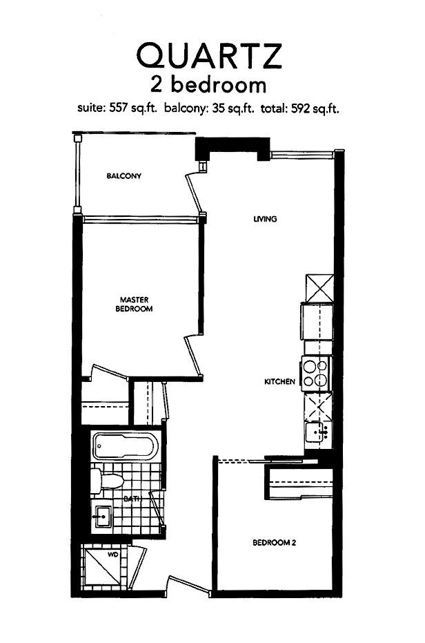 $545,000 Bayview Village – Toronto
