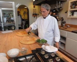 Chef Giuliano Bugialli  Tante Maries Kitchen