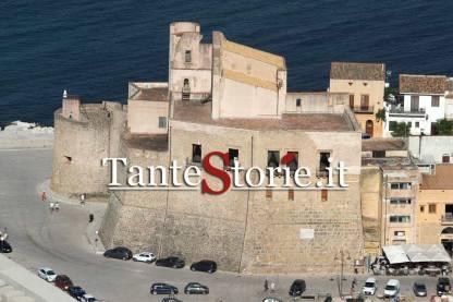 Il castello arabo normanno di Castellammare del Golfo