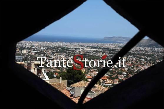 Panorama su Palermo dalla torre del Duomo