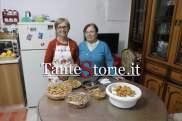 Franca e Severina con i susumelli