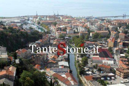 Rijeka - Fiume - vista dal castello di Trsat