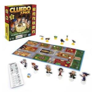 Cluedo Junior; is jouw kind een echte speurneus?
