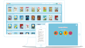 Onbeperkt kinderboeken lezen met kinderboekenplatform Booqees