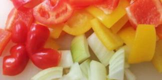 makkelijk recept voor heerlijke verse paprikasoep