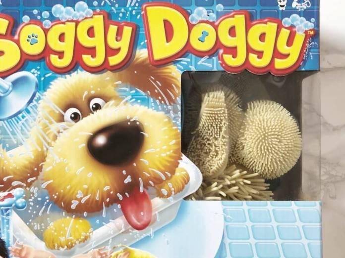 Soggy Doggy zorgt voor een hilarische middag