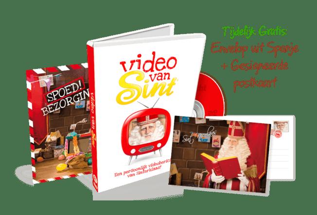 win een video van Sint