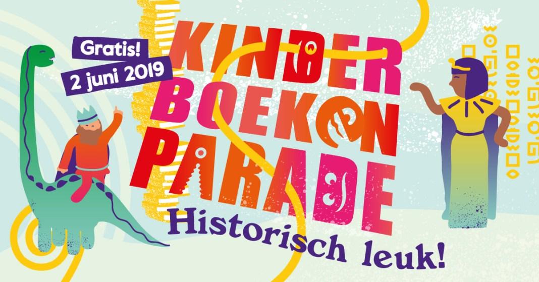 De kinderboekenparade wordt historisch leuk