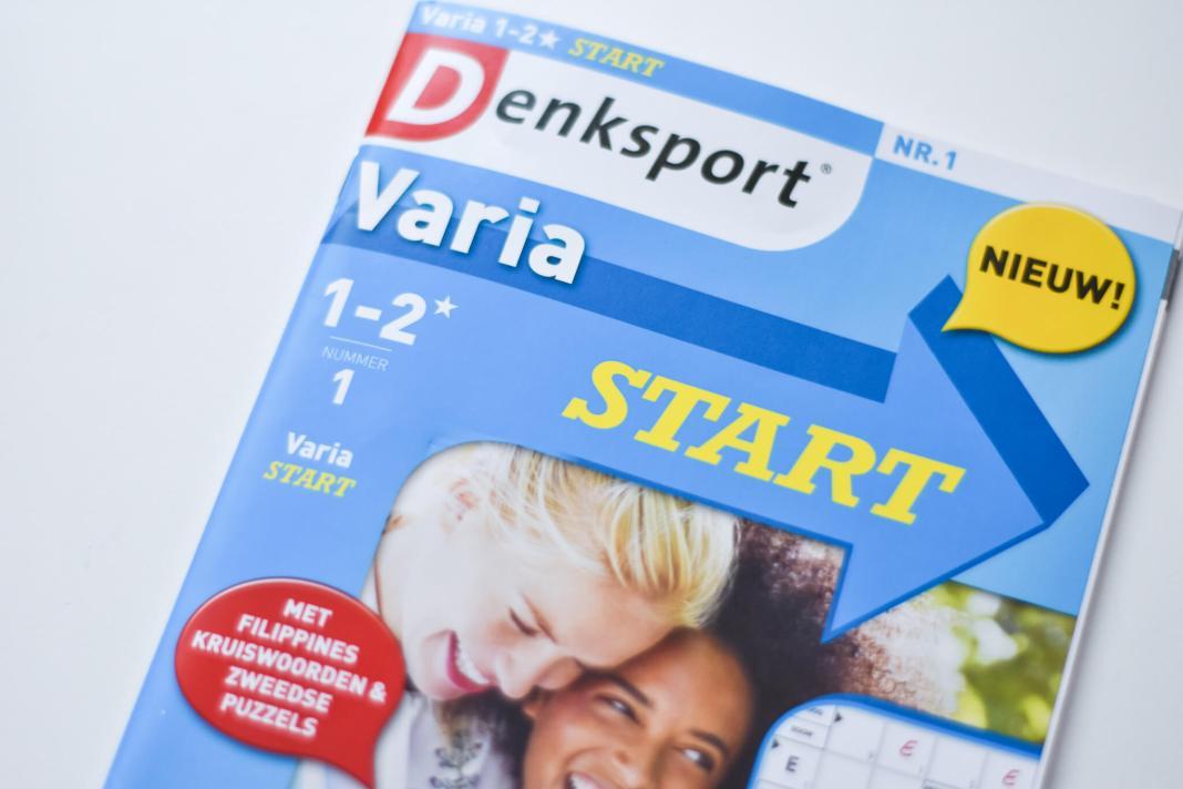 Denksport Varia start