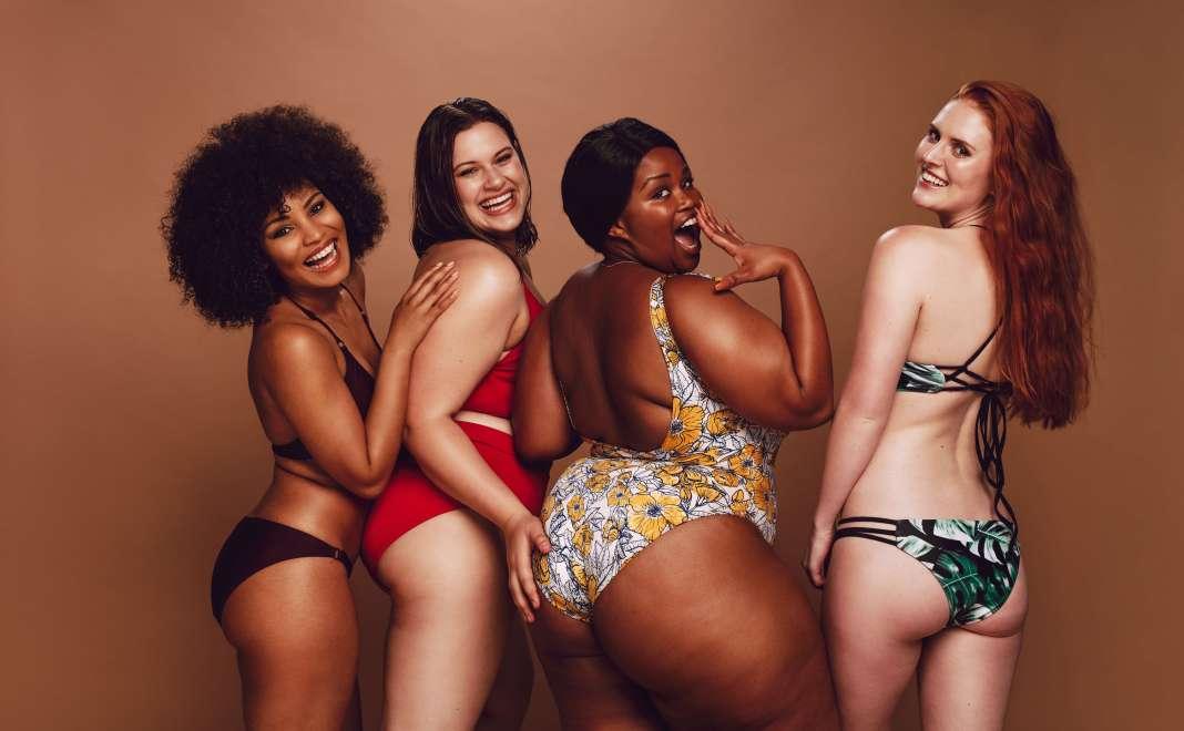 Iedereen heeft een bikini body