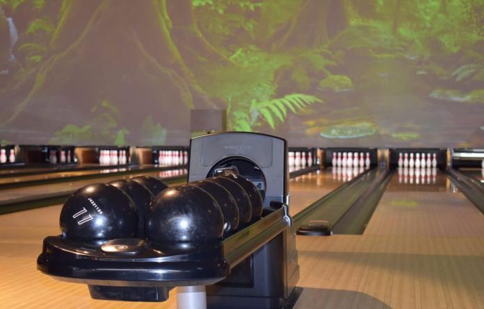 designbowlingbaan Lucky's Bowling