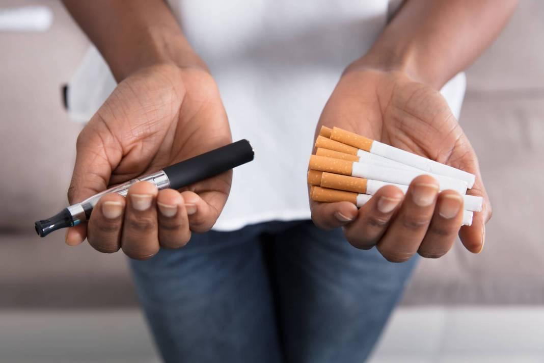 e-sigaret kan uitkomst bieden