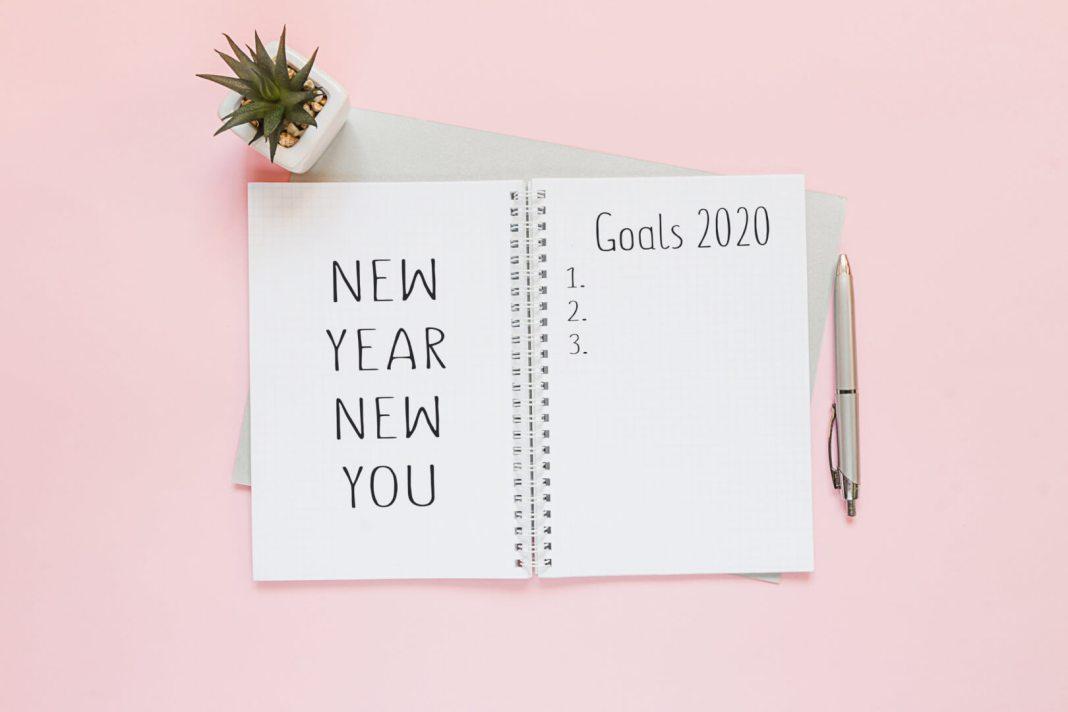 goede voornemens en doelen voor 2020