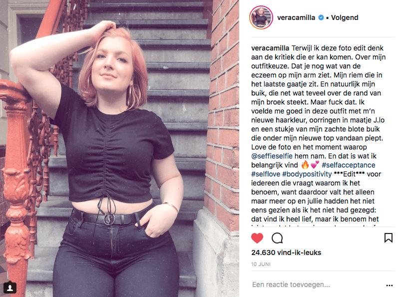 Body Positivity Tag Hoe kijk jij naar je lichaam?