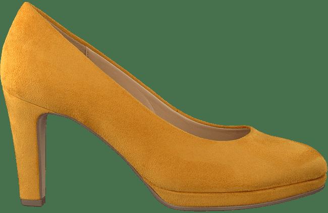 Schoenen die iedere vrouw zou moeten hebben pump in kleur