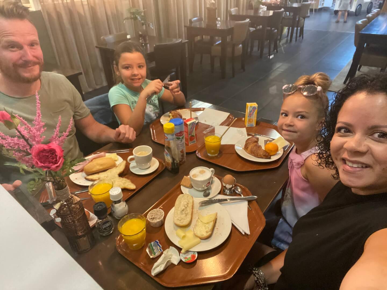 zomervakantie van 2020 ontbijten