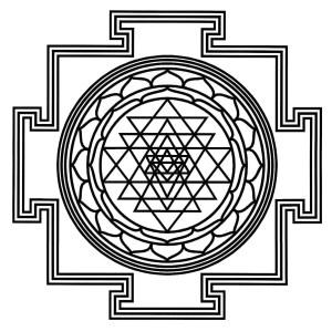 Las 10 Mahavidyas o representaciones de la Devi Tripura Sundari