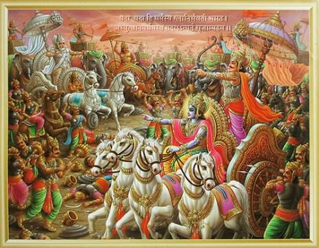 La Baghavad Gita nos inspira Satya
