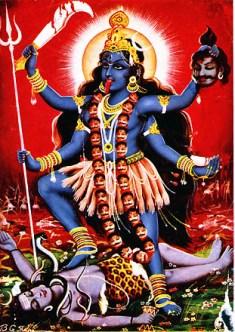 La Gran Sabiduría Cósmica Kali