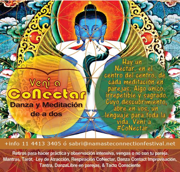 #CoNectar // Danza y respiración // en parejas