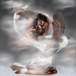 El águila y el halcón. Un conjuro para el amor