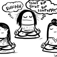 Vipassana: Diario de 10 días