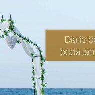 Diario de una boda tantrica (I)