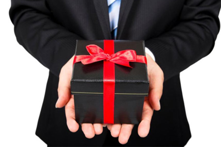 Treating employee feedback as gift