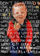Damien autoportrait, by Tany Digital media