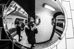 London Subway Station
