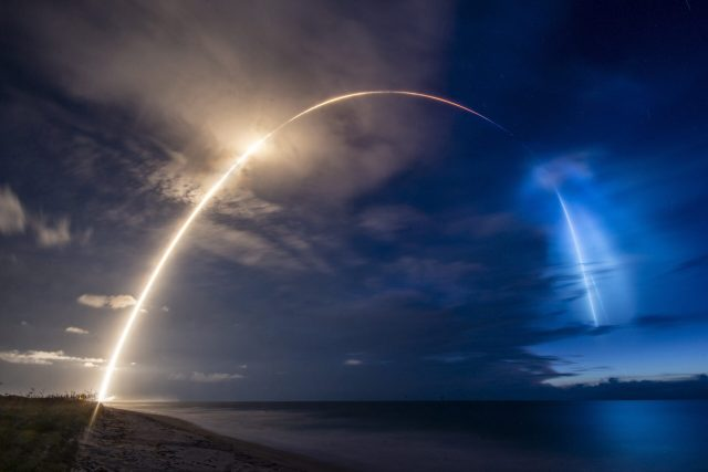 SpaceX Starlink launch, June 2020