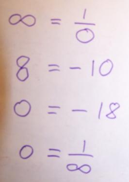 infinity proof