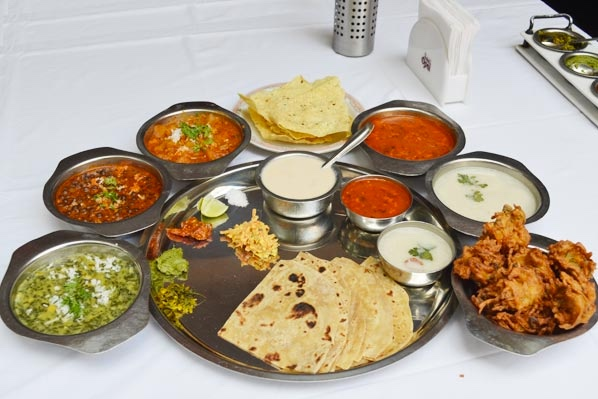 Enjoy a meal at Hotel Opal, Kolhapur. Image courtesy: http://www.hotelopal.co.in/