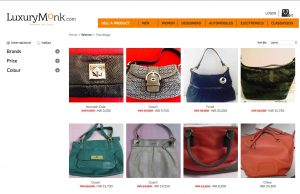 luxurymonk - the best place to buy & sell luxury goods