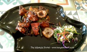 Loco Chino, Oshiwara - Food Review