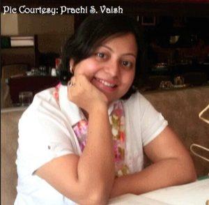 Prachi S Vaish