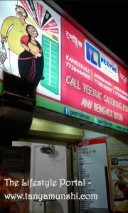 Peetuk - Best place for Kolkata rolls