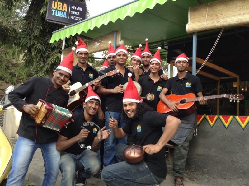 Uba Tuba - The fun Mexican place for food